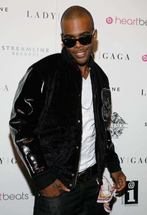 NEW YORK - SEPTEMBER 13: Hip-hop artist Mario