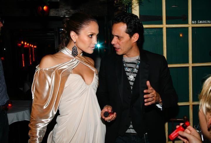NEW YORK - SEPTEMBER 13: Jennifer Lopez and