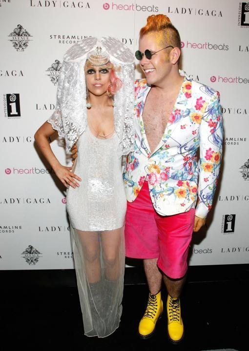 NEW YORK - SEPTEMBER 13: Singer Lady Gaga