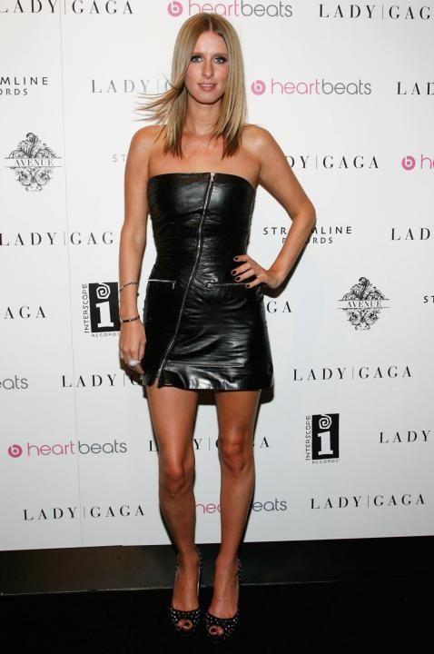 NEW YORK - SEPTEMBER 13: Nicky Hilton attends