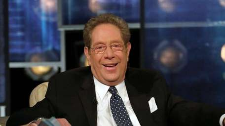 John Sterling, right, sits down with Michael Kay