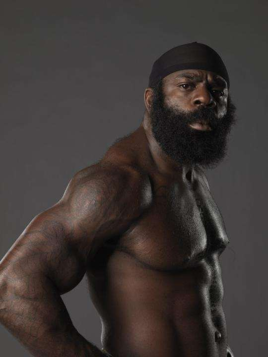 Kimbo Slice is a contestant on Season 10