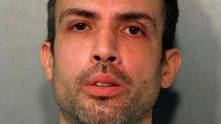 Anthony Scott, 37, of Westbury, was arrested Saturday,
