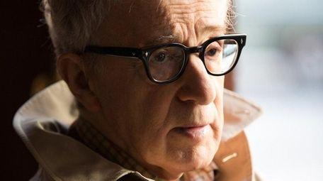 Writer-director Woody Allen, pictured in his 2016 Amazon