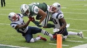 The Jets, a nine-point home underdog to the