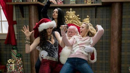 Kathryn Hahn, Mila Kunis and Kristen Bell in