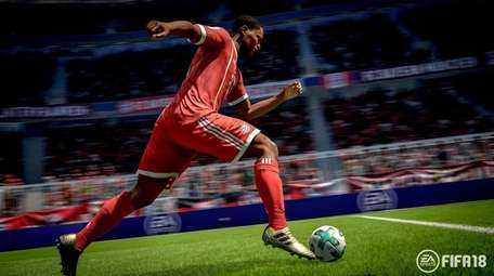 FIFA 18 fills out the story of