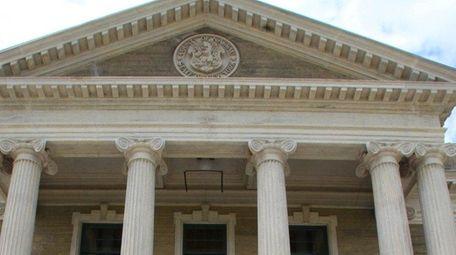 Nassau County's Executive and Legislative Building.