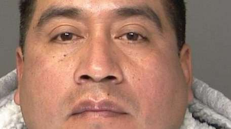 Guadencio Chino, of Mastic, was convicted of first-degree
