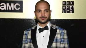 Michael Mando is taking part in