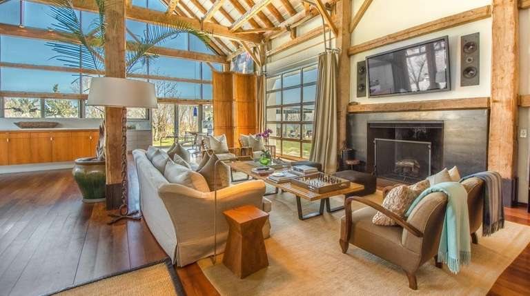 home fashion design. Fashion designer Elie Tahari s oceanfront estate in Sagaponack Designer lists Hamptons home for  45M Newsday