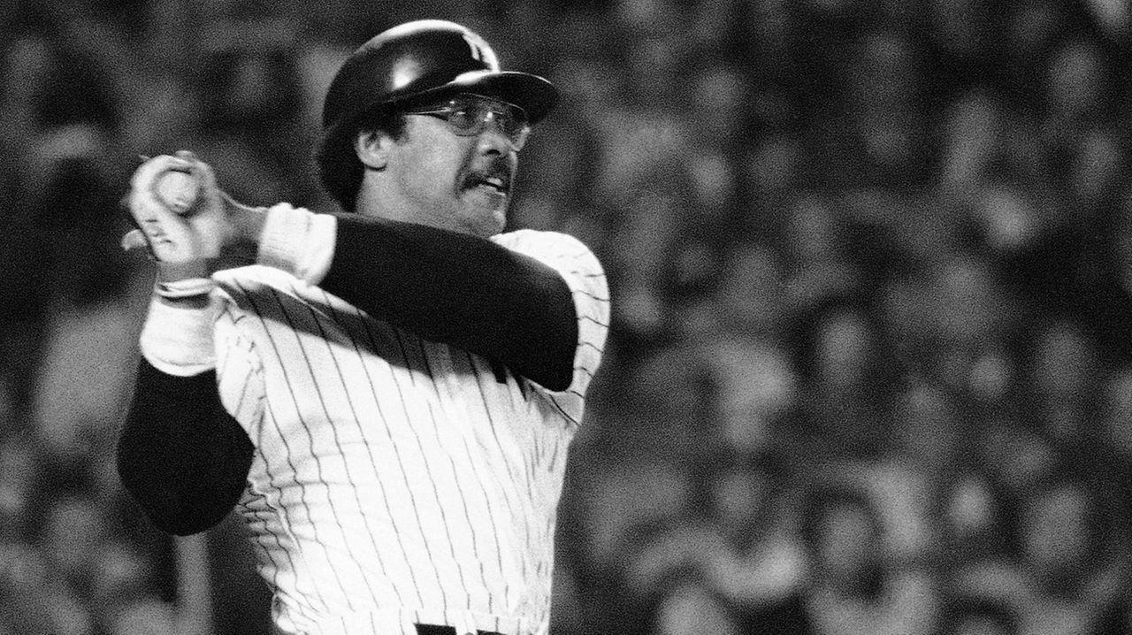 Oct. 18, 1977: Reggie Jackson hits ...