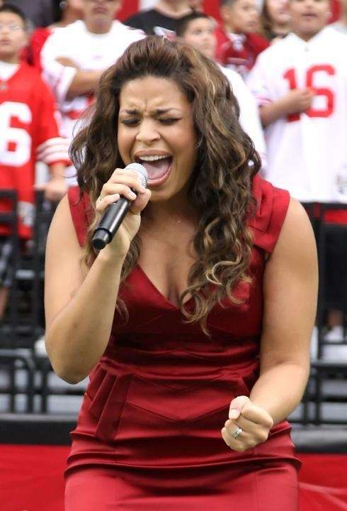 DIVA: Jordin Sparks KNOWN FOR: She was the