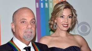 Billy Joel and Alexis Roderick attend the 36th