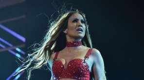 Jennifer Lopez performs onstage during TIDAL X: Brooklyn