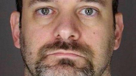 David Greenberg, 37, a former counselor at a