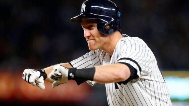 On Wednesday, Oct. 18, 2017, Yankees manager Joe