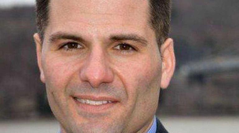 Republican Marcus Molinaro, the Dutchess County executive, has