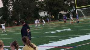 Massapequa defeated East Meadow, 2-0, in a Nassau