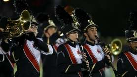 Floral Park High School performs at the 55th