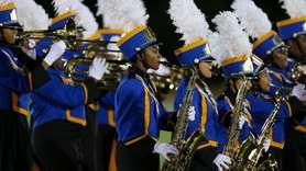 Roosevelt High School performs at the 55th Annual