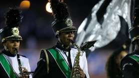 Elmont High School performs at the 55th Annual
