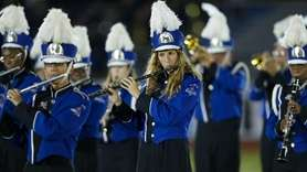 North Babylon High School performs at the 55th