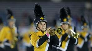 Commack High School performs at the 55th Annual