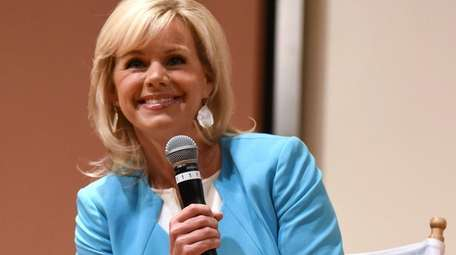 Gretchen Carlson is the female version of David,
