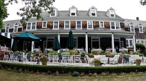 Ram's Head Inn at Shelter Island Heights, seen