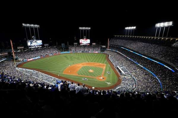 World Series tickets for Dodger Stadium games soar in price