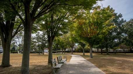 The Wynsum Avenue Park in Merrick is the