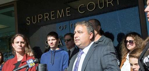 Attorney Andrew Campanelli discusses a federal lawsuit filed