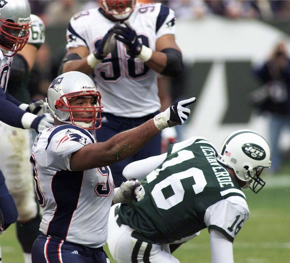 December 2, 2001Patriots come from behind to beat