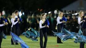 Northport High School performs at the 55th Annual