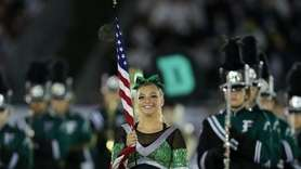 Farmingdale High School performs at the 55th Annual