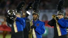 Malverne High School performs at the 55th Annual
