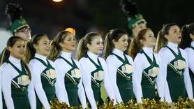 Lynbrook High School performs at the 55th Annual