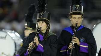 Islip High School performs at the 55th Annual