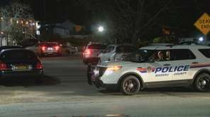 Nassau County police respond to a home invasion