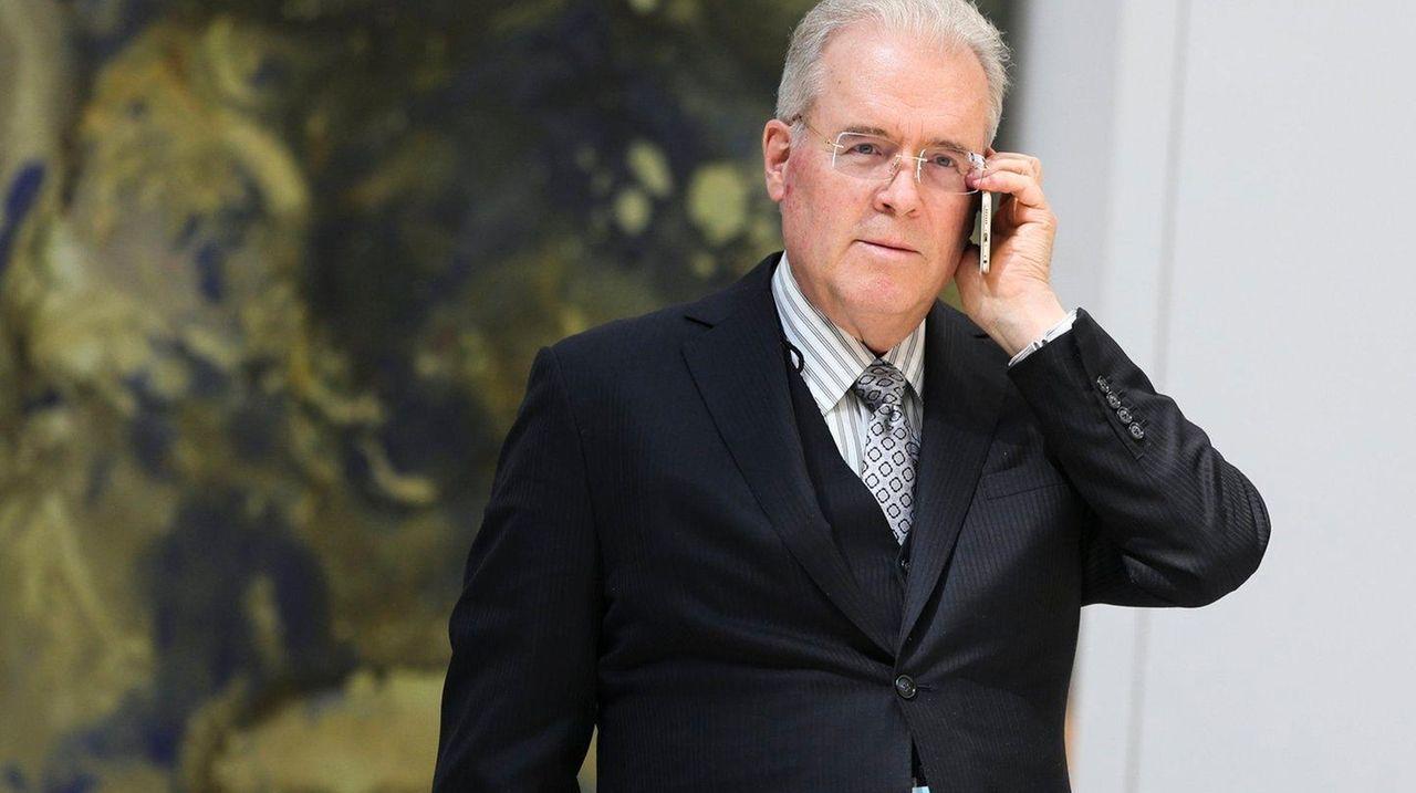 Billionaire Robert Mercer, one of Long Island's most