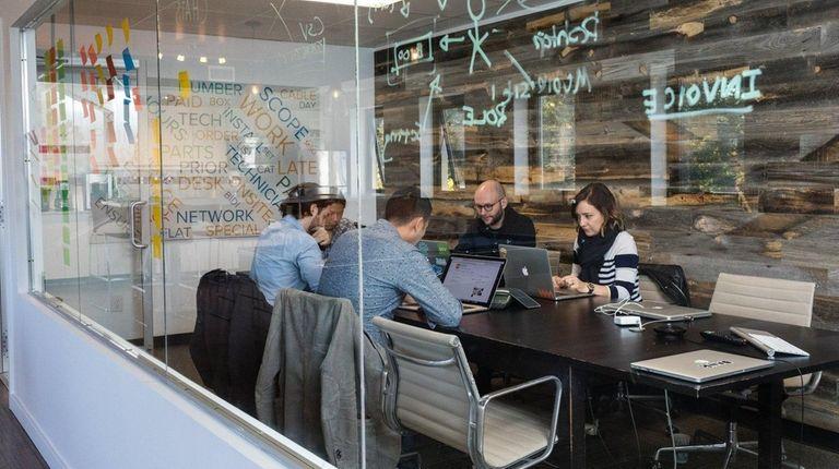 WorkMarket garnered the largest venture round on Long