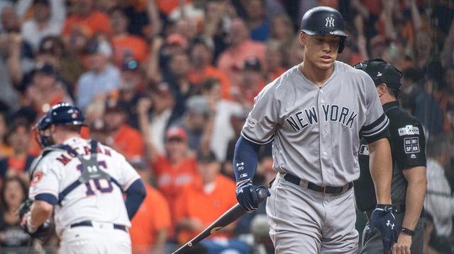 Yankees vs Astros ALCS Game 6 scoring recap
