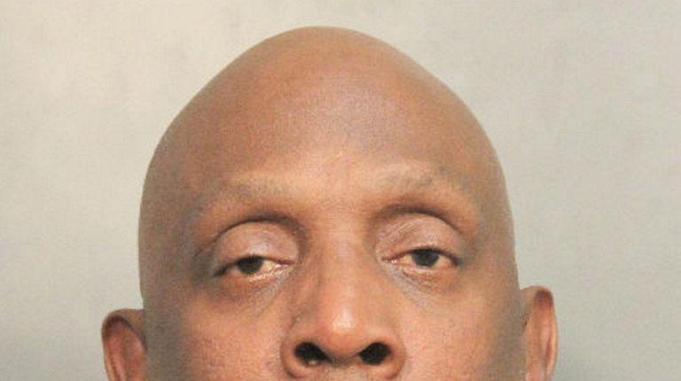 Lloyd Morgan, 59, of Goodstone Drive in Raleigh,
