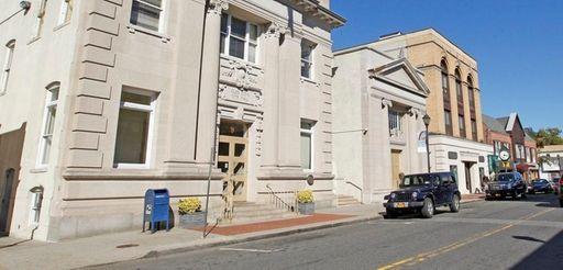 Glen Cove City Hall on Glen Street on