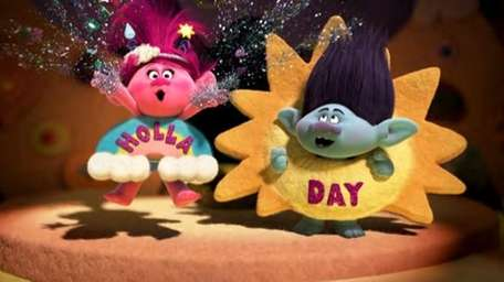 The Trolls are back for an animated special,