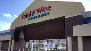 Total Wine & More's first store on Long