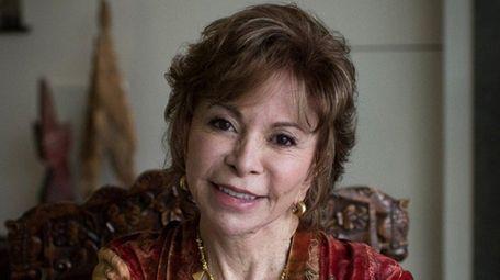 Isabel Allende, author of