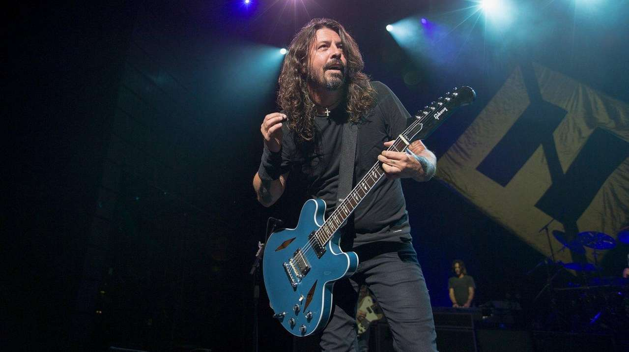 Foo fighters set jones beach madison square garden shows - Foo fighters madison square garden ...