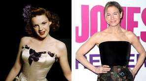 Renée Zellweger, pictured at right, is set to